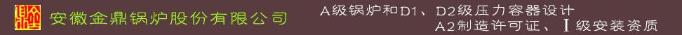 安徽金鼎锅炉