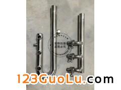 半导体电锅炉分水器不锈钢分水器电锅炉成套管路